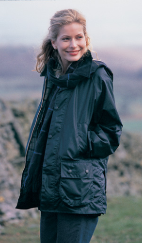 Barbour Jacke Bedale