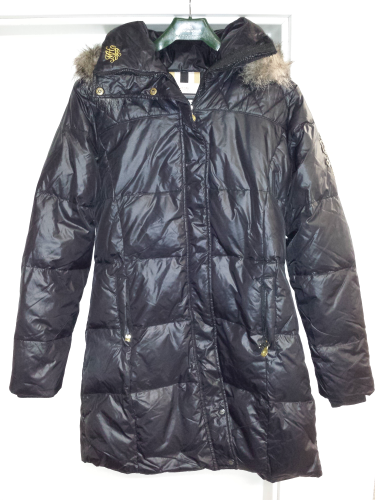Mantel Regal Coat Carbon Black S